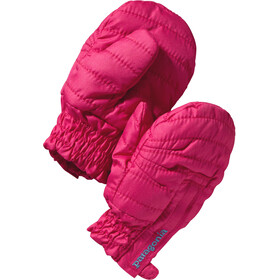 Patagonia Babies Puff Mitts Magic Pink
